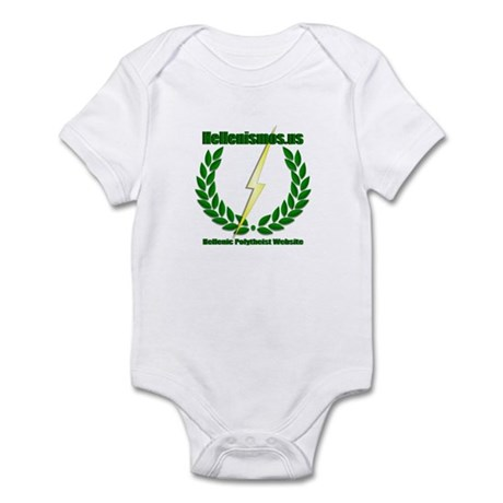 Hellenismos Infant Bodysuit