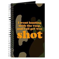 All I got was shot Journal