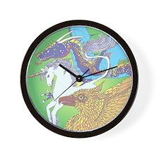 Defenders Wall Clock