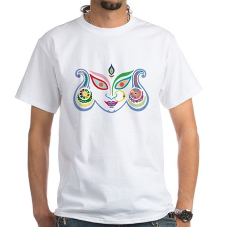 Durga II.2 White T-Shirt