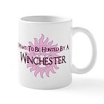 I Want To Be Hunted By A Winc Mug