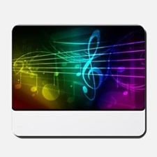 Color of Music Mousepad