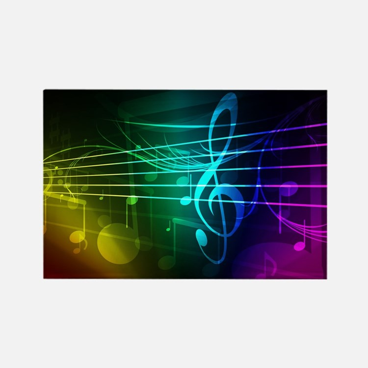 Color of Music Magnet