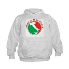 Proud to be an Italian! Hoodie