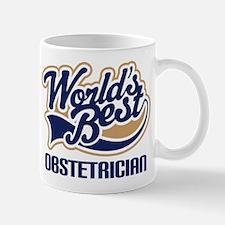 Worlds Best Obstetrician Mug