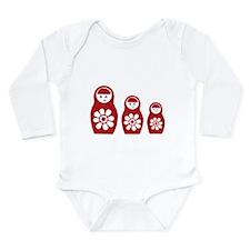 Riyah-Li Designs Nesting Doll Long Sleeve Infant B