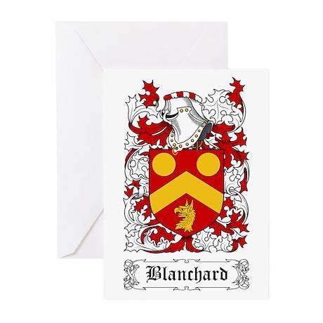 Blanchard Greeting Cards (Pk of 10)