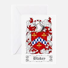 Blakey Greeting Card