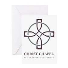 Cute Campus ministry Greeting Card