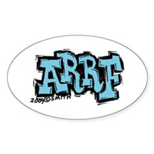 Arrf Decal