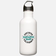 Huntington Beach California Water Bottle
