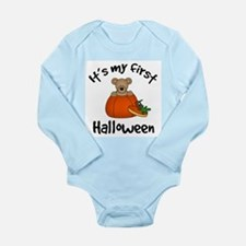 Baby's 1st Halloween Long Sleeve Infant Bodysuit