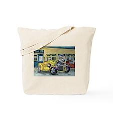 Cute Antique car Tote Bag