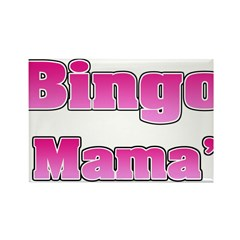 Bingo Mama Rectangle Magnet (10 pack)