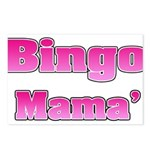 Bingo Mama Postcards (Package of 8)