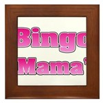 Bingo Mama Framed Tile