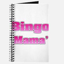 Bingo Mama Journal