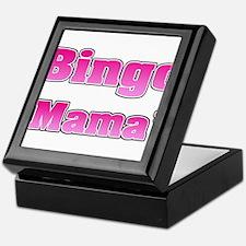 Bingo Mama Keepsake Box
