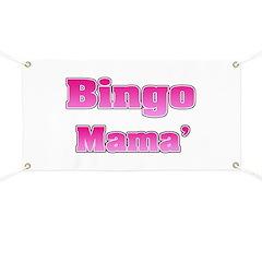 Bingo Mama Banner