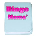 Bingo Mama Infant Blanket