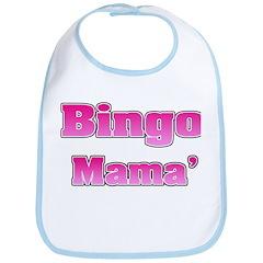 Bingo Mama Bib
