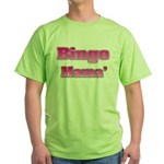 Bingo Mama Green T-Shirt