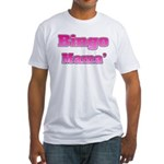 Bingo Mama Fitted T-Shirt