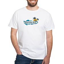 Surf City NC - Surf Design Shirt