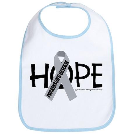 Parkinson's Disease Hope Bib