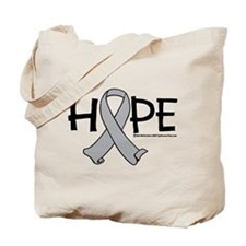 Parkinson's Disease Hope Tote Bag