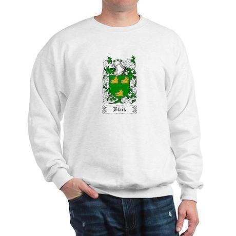 Black [Scottish] Sweatshirt