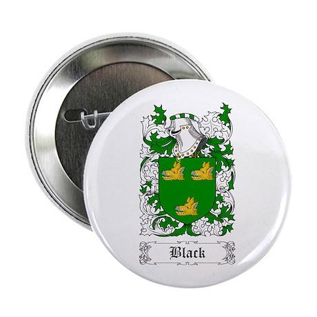 "Black [Scottish] 2.25"" Button (100 pack)"