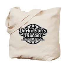 Parkinson's Tribal Tote Bag