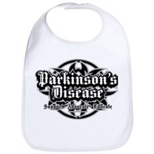 Parkinson's Tribal Bib