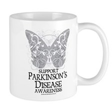 Parkinson's Disease Butterfly Mug