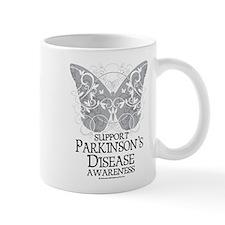 Parkinson's Disease Butterfly Mug