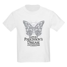 Parkinson's Disease Butterfly T-Shirt