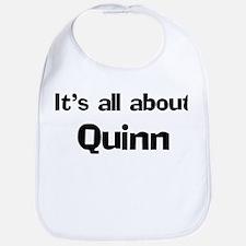 It's all about Quinn Bib