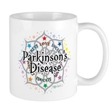 Parkinson's Disease Lotus Mug