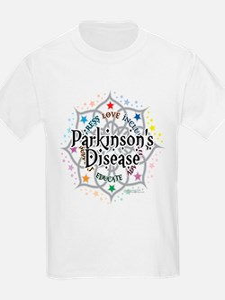 Parkinson's Disease Lotus T-Shirt