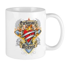 Parkinson's Disease Cross and Mug