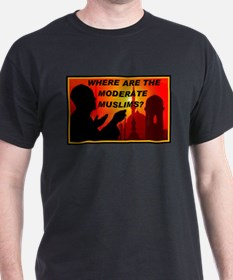 WHERE ARE THEY? T-Shirt