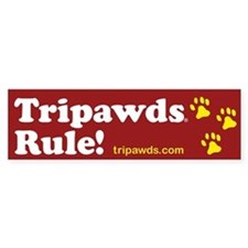 Tripawds Bumper Sticker