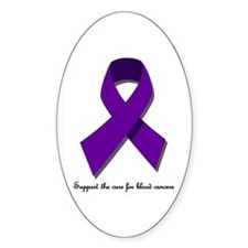 Leukemia & Lymphoma Decal