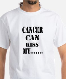 Cancer Can Kiss My Shirt