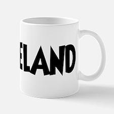 I Shamrock Ireland Mug