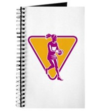 netball player Journal