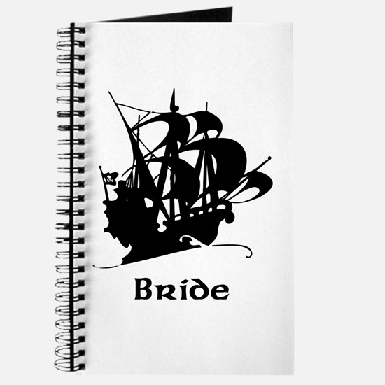Pirate Ship Bride Journal