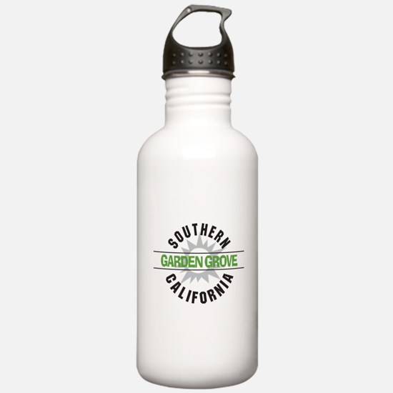 Garden Grove California Water Bottle