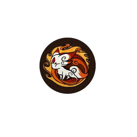Mini Fire Fox Button